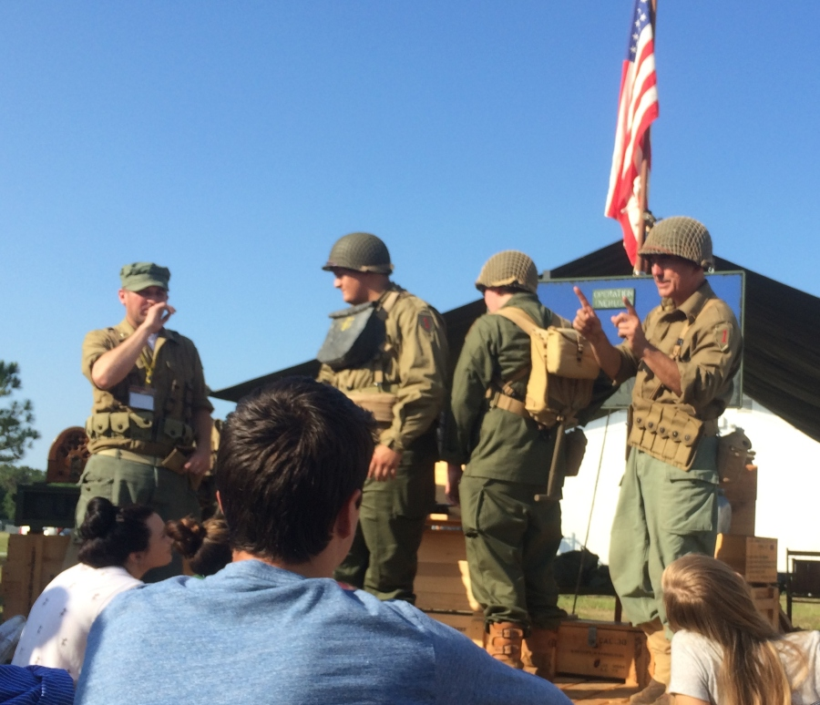 ww2 reenactment 1