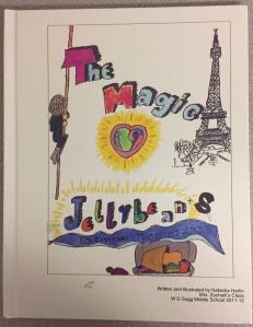 The Magic Jellybeans