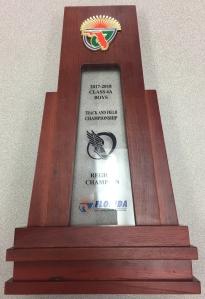regional track trophy
