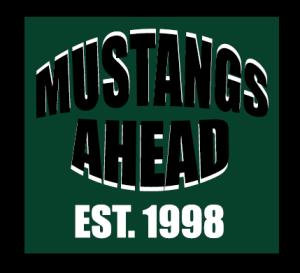 mustangs aheada emblem