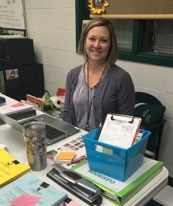 greene new teacher