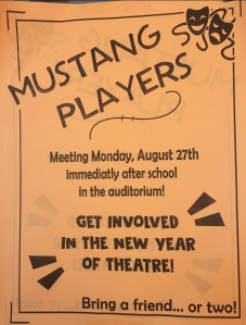mustang players meeting