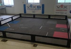 vax robotics lab floor