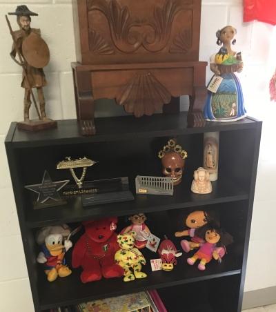 hispanic heritage artifacts
