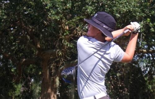 isaiah tholl golfer