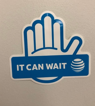 it can wait att distracted driving