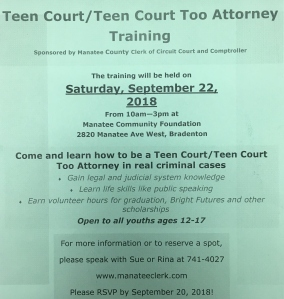 teen court flyer