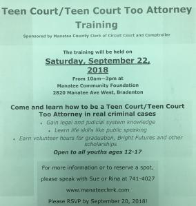 teen court flyer