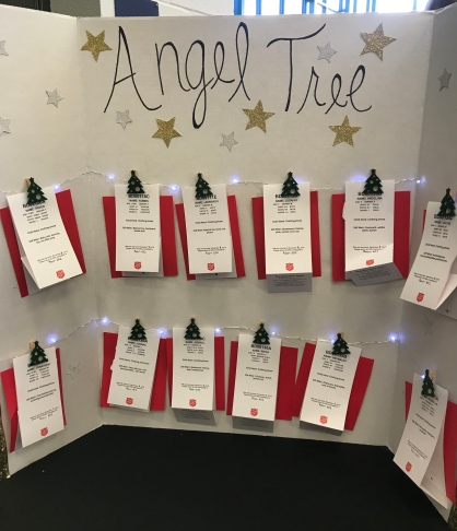 angel tree forms