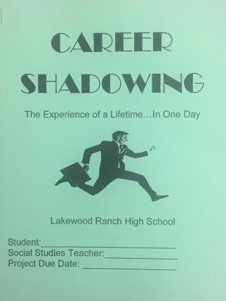 career shadow booklet