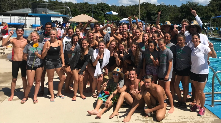 county swim champs
