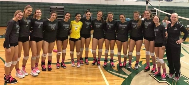 volleyball headed to final