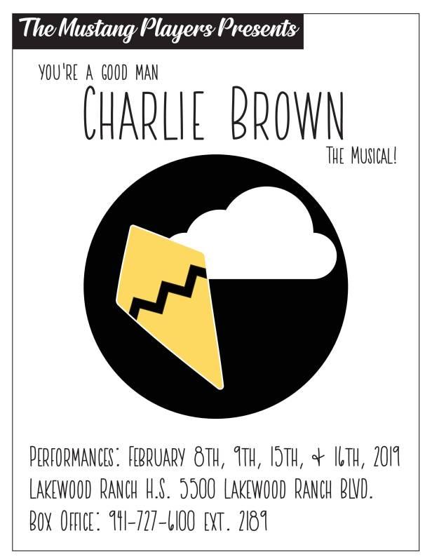 Charlie Brown Color Black Circle (2)