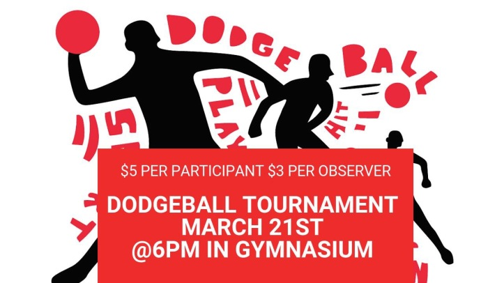 dodge ball poster 2019