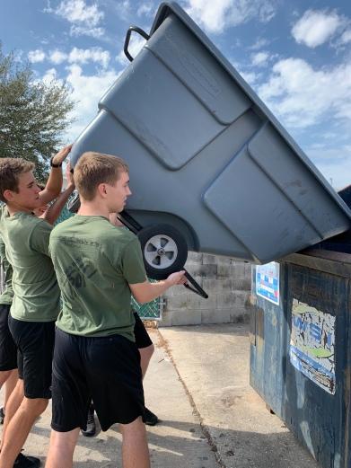jrotc recycling