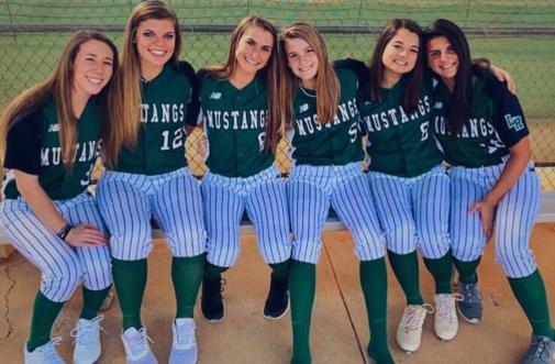 softball seniors