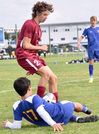soccer caleb phillips 2019