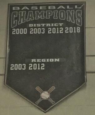 baseball banner 2019