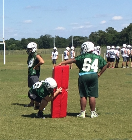 football practice 2
