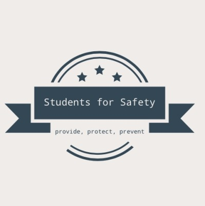 student for safety logo