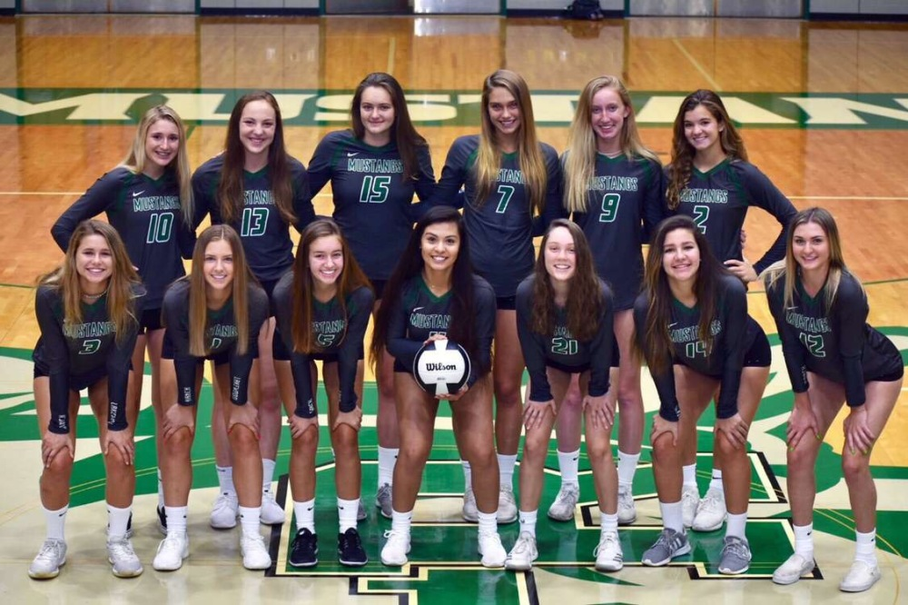 2019 lrhs volleyball leaning