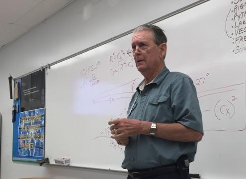 Daniel Goodman physics