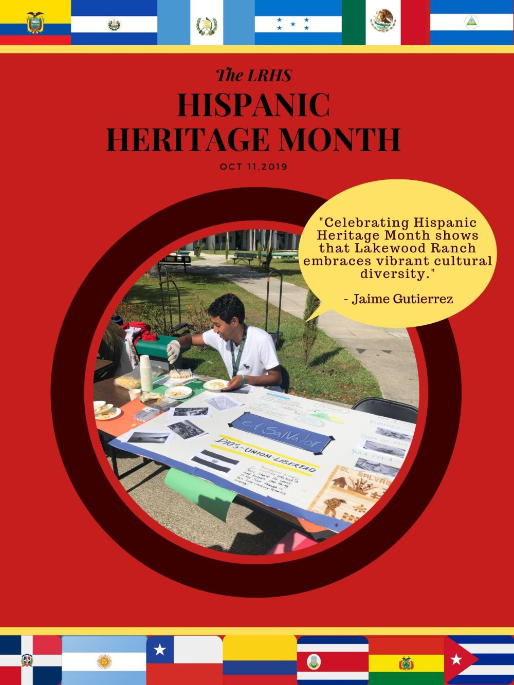 Hispanic Heritage month StoryShotS