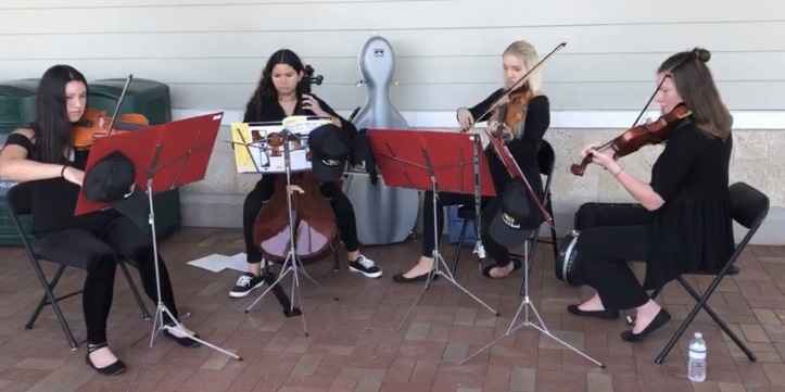 mustang quartet