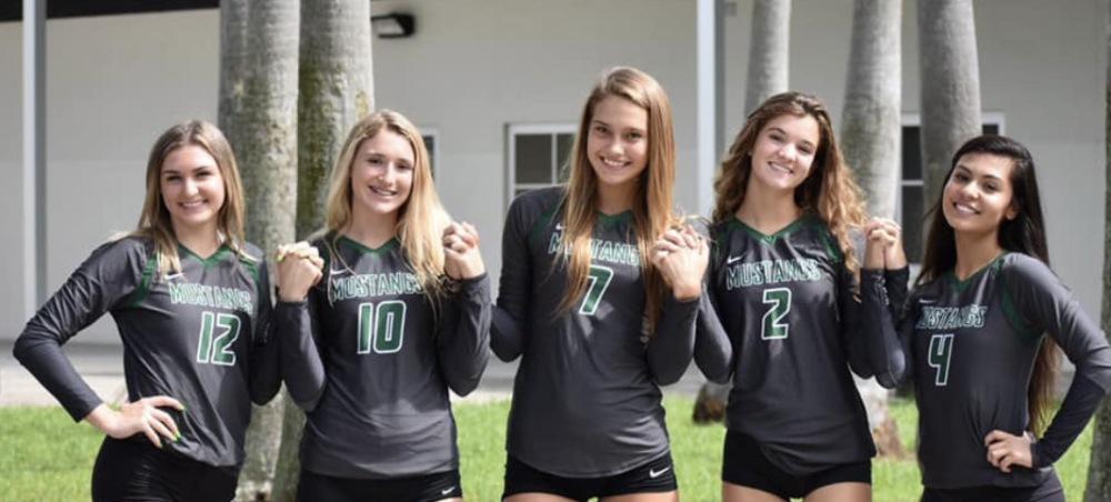 volleyball seniors 2019
