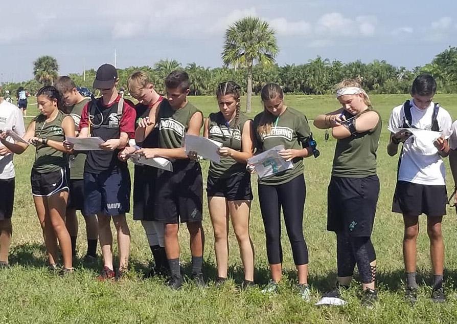 jrotc orienteering 2019