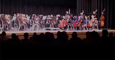 November orchestra concert