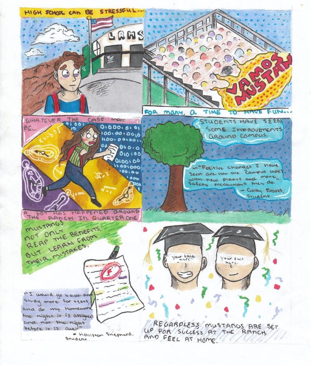 Quarter One Visuals Cartoon