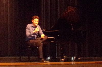 pianist matthew graybill