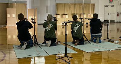 jrotc rifle team