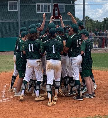 2019 baseball success lrhs