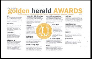 2020 Golden Herald