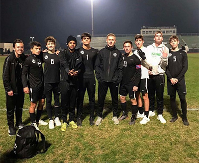 lrhs boys soccer senior night 2020