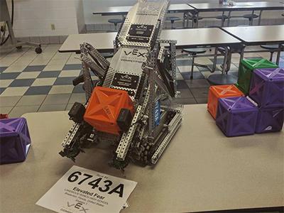 vex robot 2020