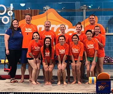 bayor picture swim instructor 2020