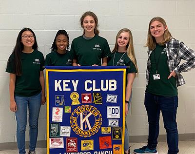 key club officers 2020