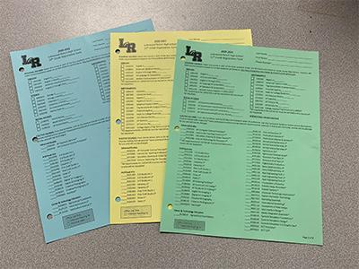 registration forms 2020