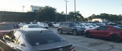 lrhs parking lot - 400