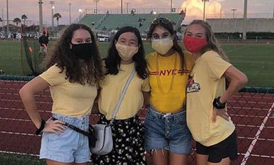 HOSA raises Spina Bifida awareness - MUSTANGS AHEAD